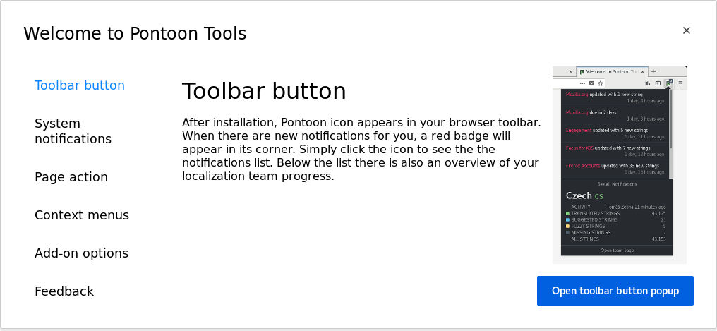Pontoon Tools introduction tour